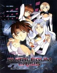 Bubblegum Crisis Tokyo 2040 Cover Image