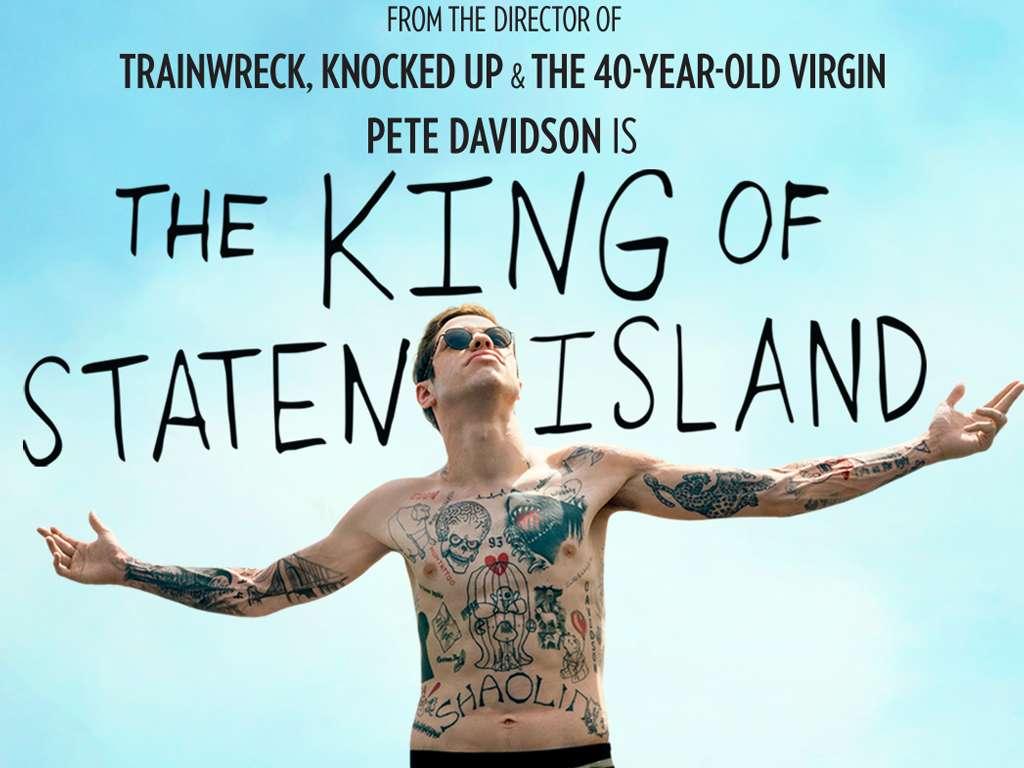 Η Τέχνη της Ενηλικίωσης (The King Of Staten Island) Poster Πόστερ Wallpaper
