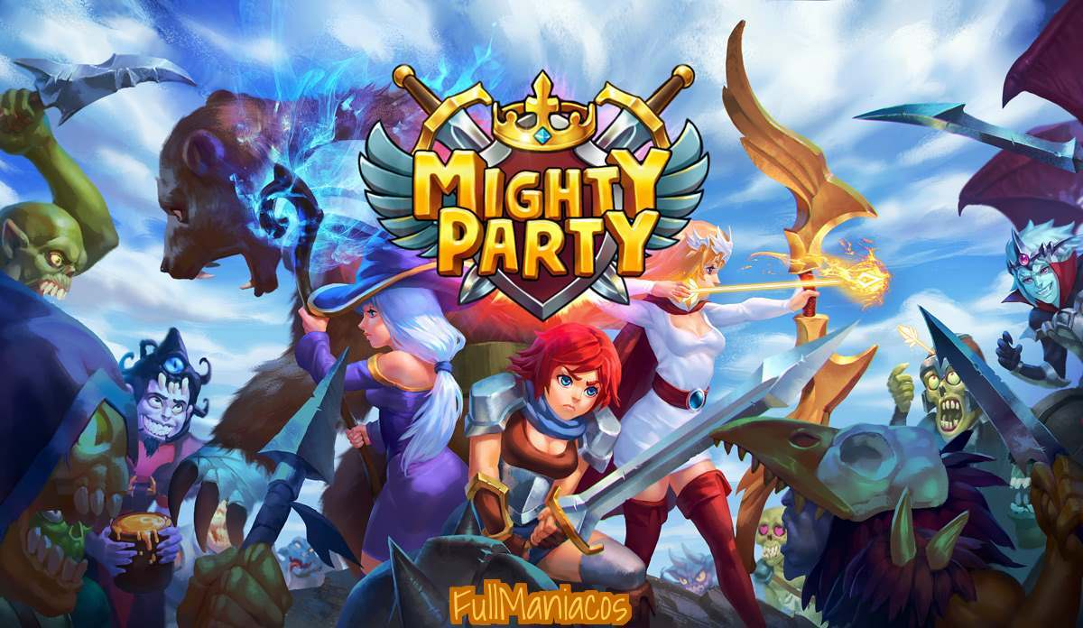 Actualizacion Mighty Party Hack Enemigo Inutil con CEtrainer