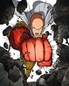 One Punch Man Specials's Cover Image