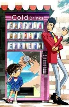 Lupin III vs. Detective Conan's Cover Image