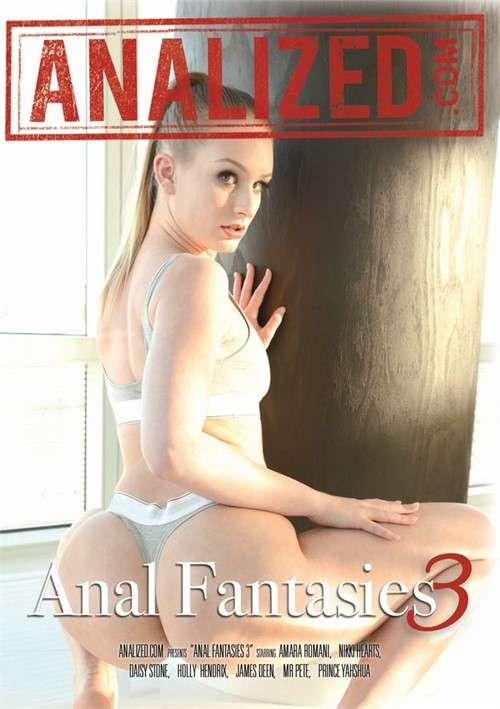 Анальные Фантазии 3 | Anal Fantasies 3