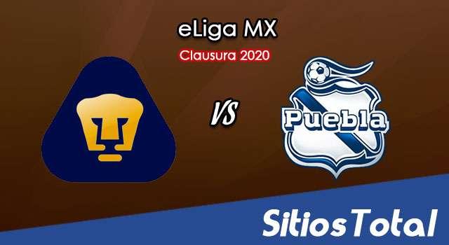 Pumas vs Puebla en Vivo – eLiga MX – Miércoles 27 de Mayo del 2020