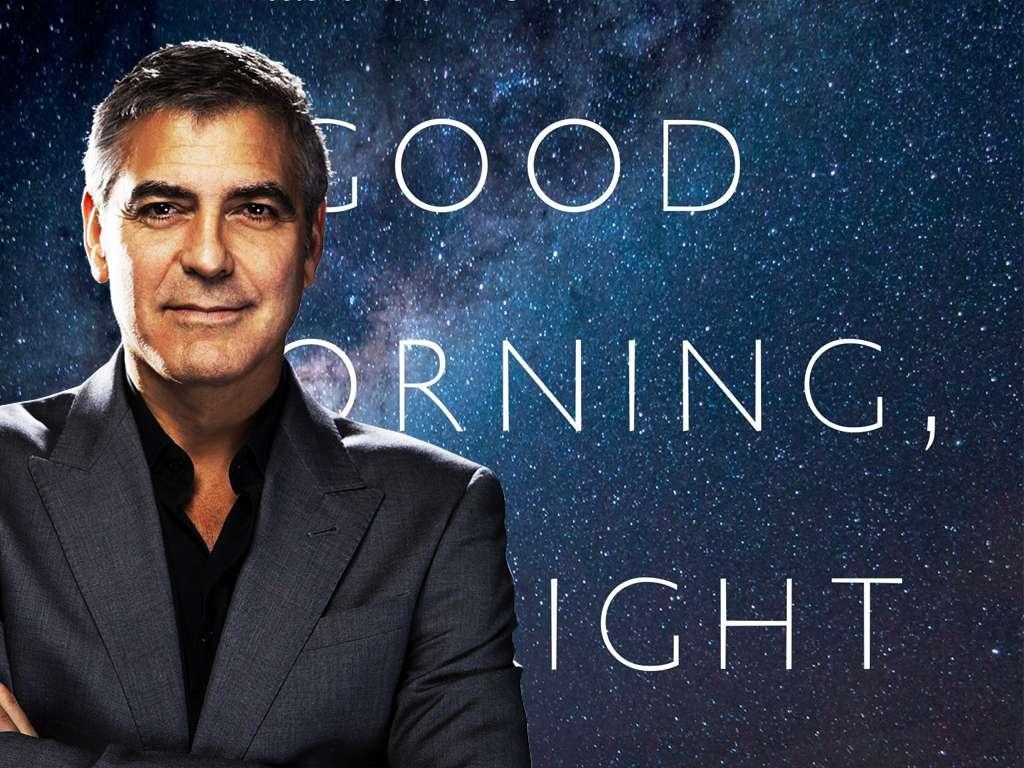 Good Morning Midnight Netflix George Clooney