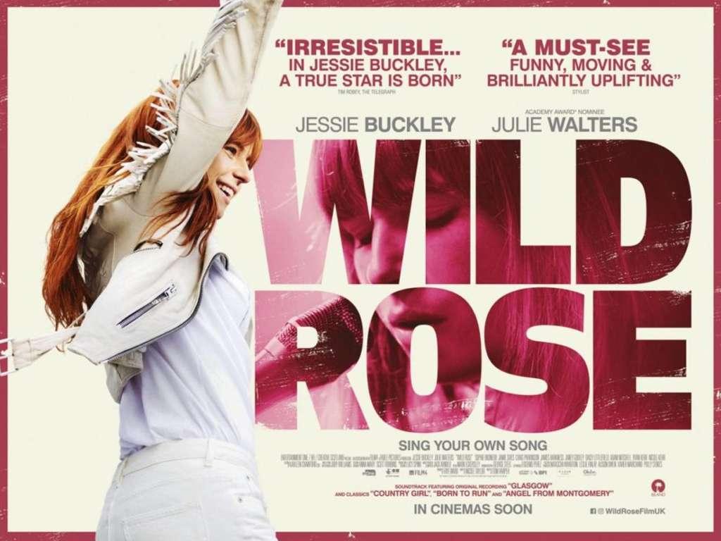 Wild Rose Quad Poster