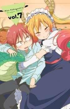 Kobayashi-san Chi no Maid Dragon: Valentine, Soshite Onsen! - Amari Kitai Shinaide Kudasai's Cover Image