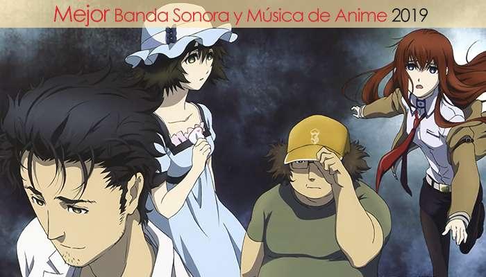 Eliminatorias Nominados a Mejor Banda Sonora y Música de Anime 2019