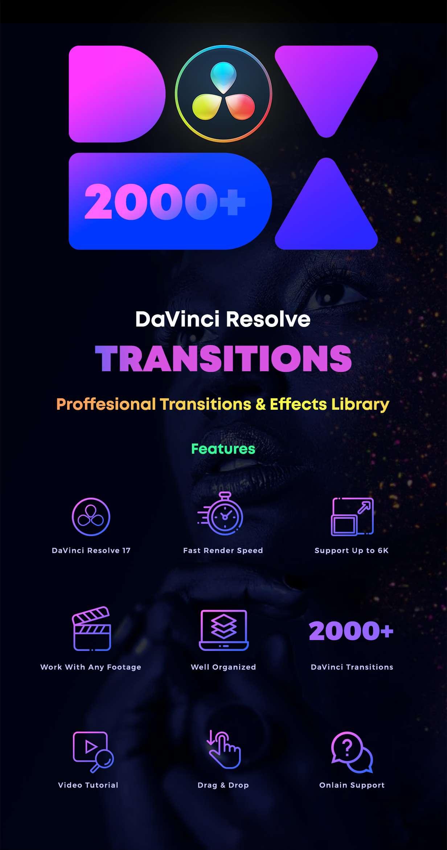 BOX | Transitions for Davinci Resolve - 74