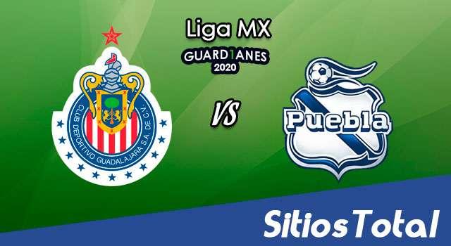 Chivas vs Puebla en Vivo – Liga MX – Guardianes 2020 – Sábado 8 de Agosto del 2020