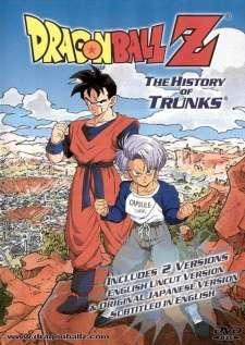 Dragon Ball Z Special 2: Zetsubou e no Hankou!! Nokosareta Chousenshi - Gohan to Trunks's Cover Image