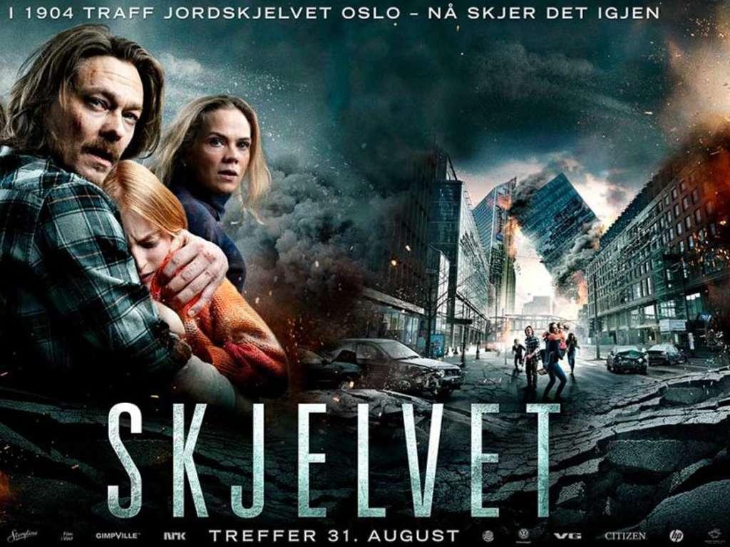 Ο Σεισμός (Skjelvet / The Quake) Wallpaper