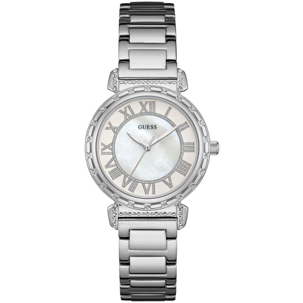 e7bc4a4de26d Guess Orologio Donna Watch Woman Uhr W0831L1 South Acciaio Silver ...