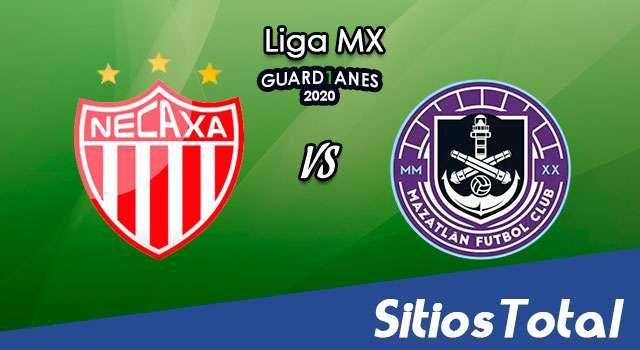 Necaxa vs Mazatlán FC en Vivo – Liga MX – Guardianes 2020 – Martes 11 de Agosto del 2020