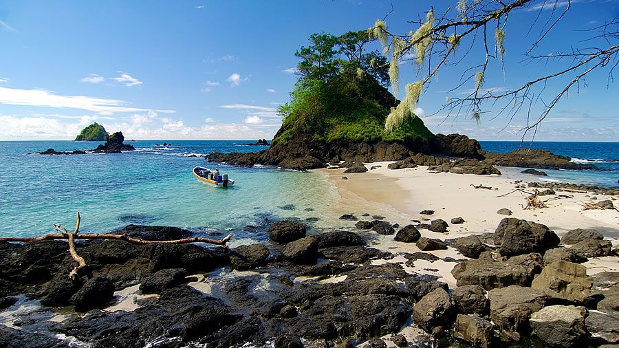 Estas son las islas más hermosas de Panamá