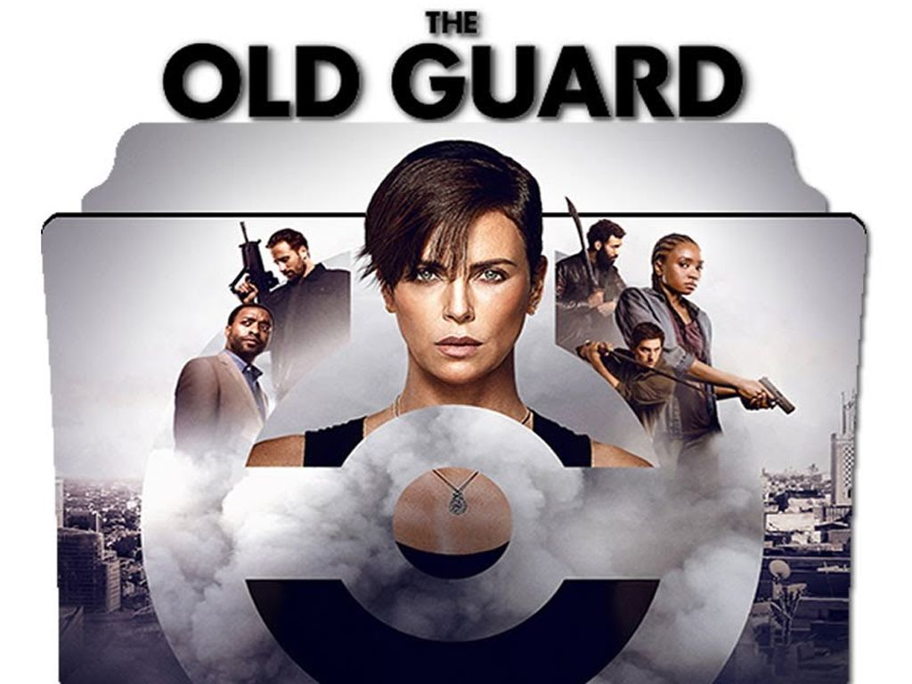 The Old Guard - Trailer / Τρέιλερ Movie