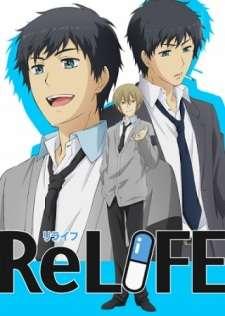 ReLIFE: Kanketsu-hen's Cover Image