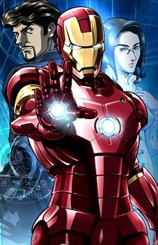Iron Man's Cover Image
