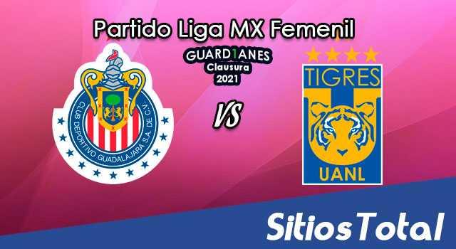 Chivas vs Tigres en Vivo – Transmisión por TV, Fecha, Horario, MxM, Resultado – J17 de Guardianes 2021 de la Liga MX Femenil