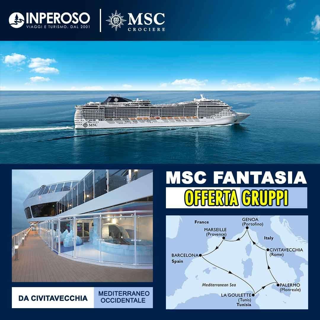 Immagine di: MSC FANTASIA