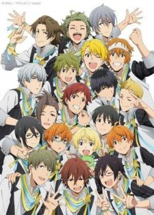 The iDOLM@STER SideM Special cover picture