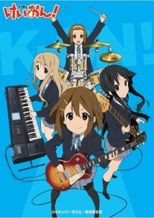 K-On!'s Cover Image