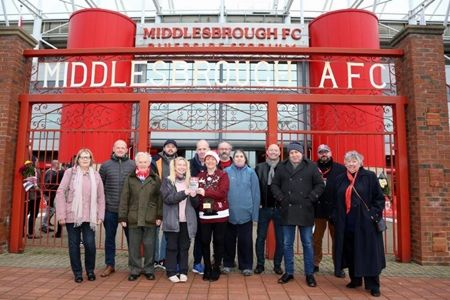 We Are Boro winners
