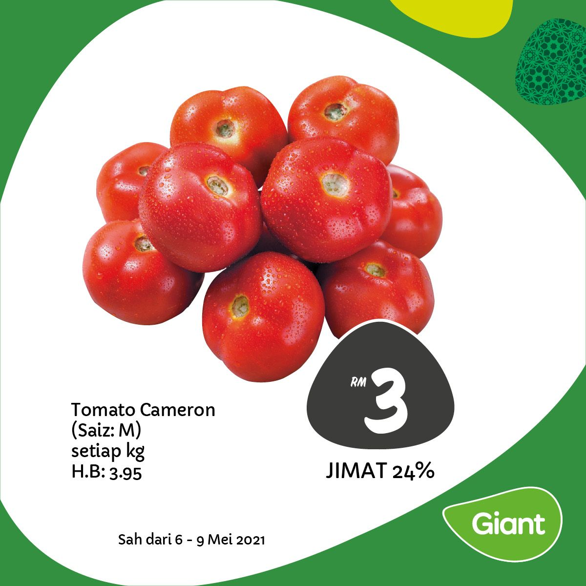 Giant Catalogue (6 May - 9 May 2021)