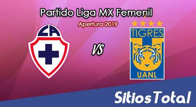 Ver Cruz Azul vs Tigres en Vivo – Liga MX Femenil – Apertura 2019 – Jueves 22 de Agosto del 2019