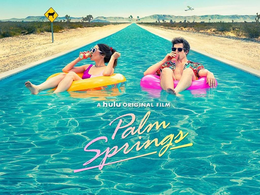 Palm Springs Poster Πόστερ Wallpaper