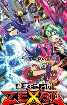 Yu☆Gi☆Oh! Zexal Second's Cover Image
