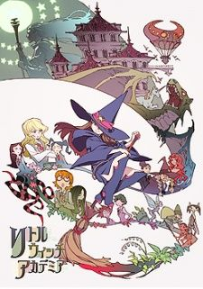 Little Witch Academia's Cover Image