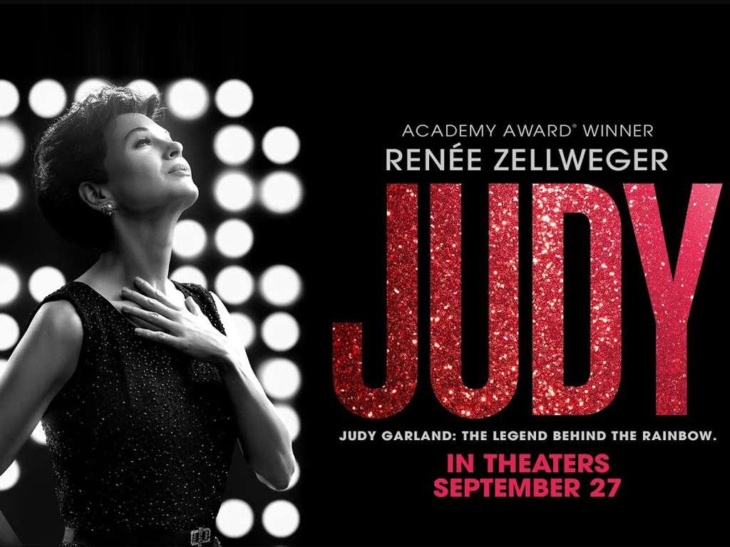 Τζούντι (Judy) - Trailer / Τρέιλερ Movie