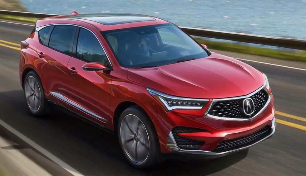 2021 Acura RDX Exterior Styling