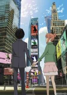 Higashi no Eden Movie I: The King of Eden's Cover Image