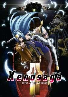 Xenosaga The Animation Cover Image