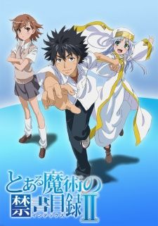 Toaru Majutsu no Index II's Cover Image