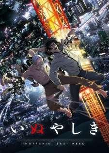 Inuyashiki's Cover Image
