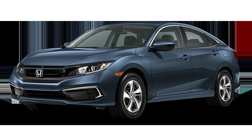 2020 Civic LX Sedan CVT Lease Deal in Cincinnati, Ohio