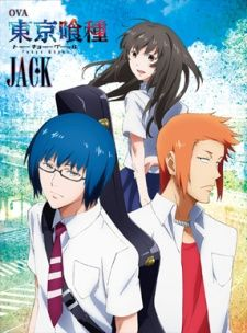 """Tokyo Ghoul: """"Jack""""'s Cover Image"""