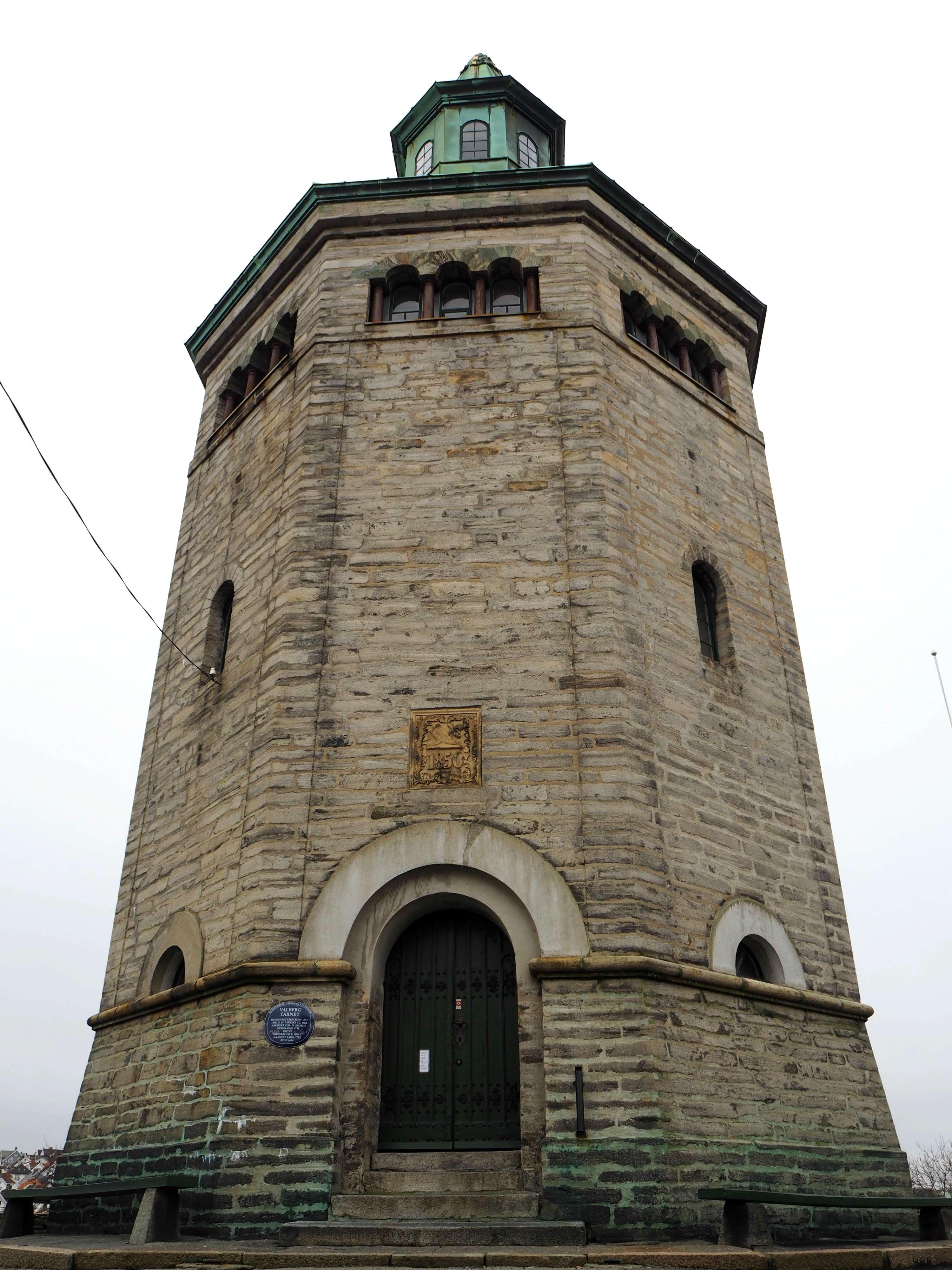 Valbergtårnet in Stavanger