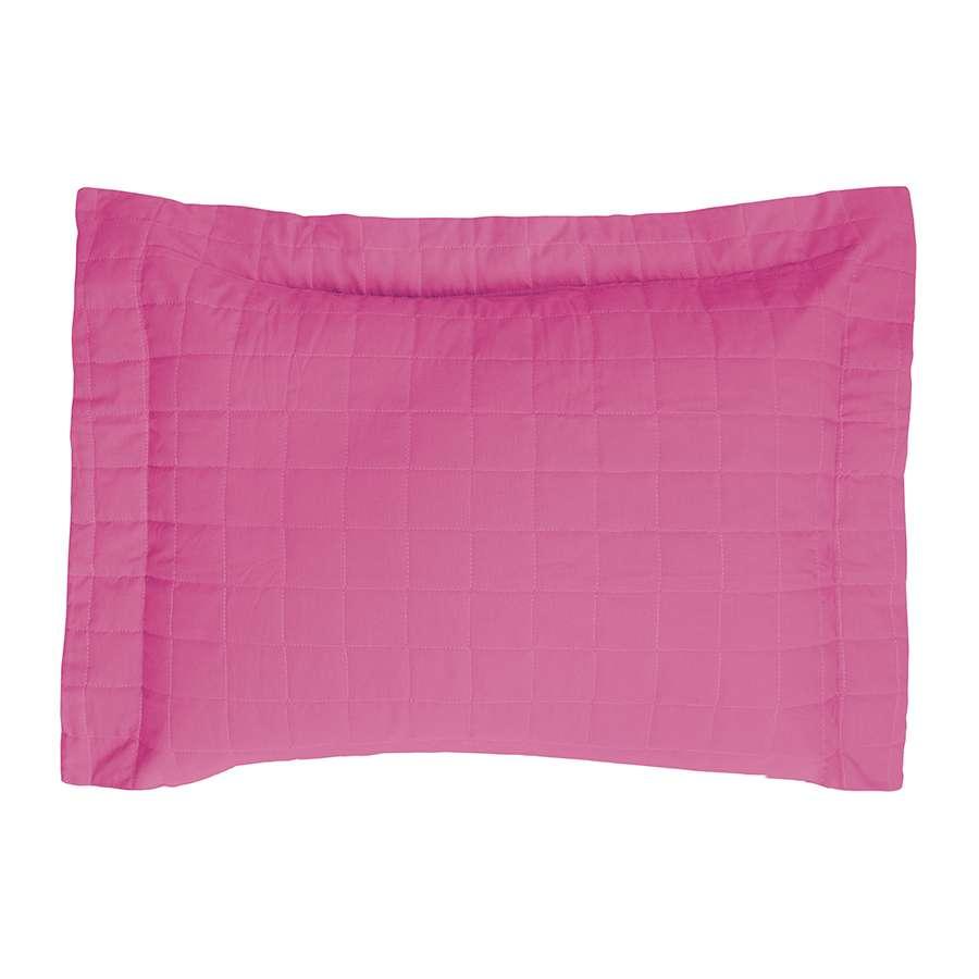 Porta Travesseiro Montreal 150 Fios Algodão Macio Pink