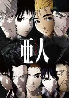 Ajin's Cover Image