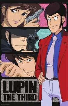 Lupin III: Part II's Cover Image