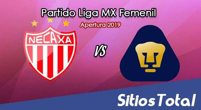 Ver Necaxa vs Pumas en Vivo – Liga MX Femenil – Apertura 2019 – Viernes 16 de Agosto del 2019
