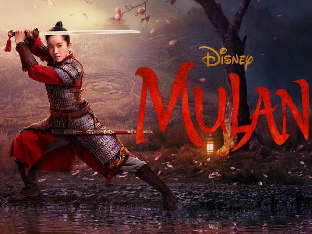 Μουλάν (Mulan) Poster Πόστερ Wallpaper