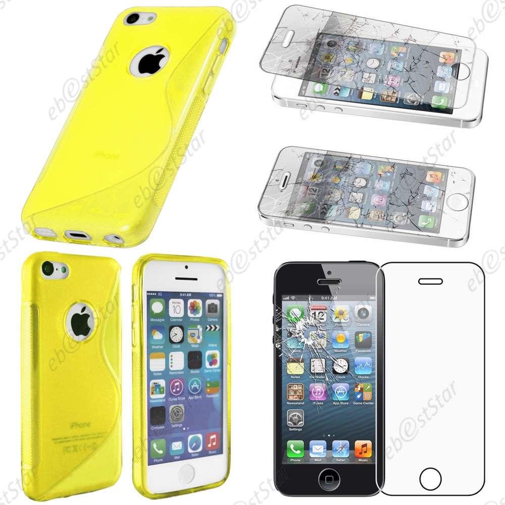 coque silicone s line gel souple apple iphone 7 6 6s 6s plus se 5s 5 4s 4 ebay. Black Bedroom Furniture Sets. Home Design Ideas