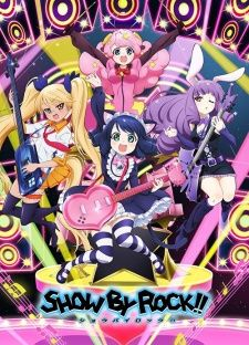 Show By Rock!!'s Cover Image