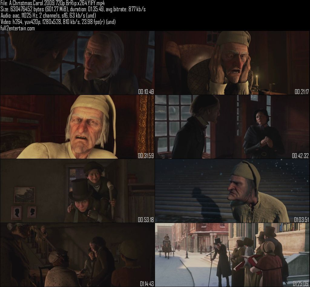A Christmas Carol 3 Full Movie Free Download HD 650mb