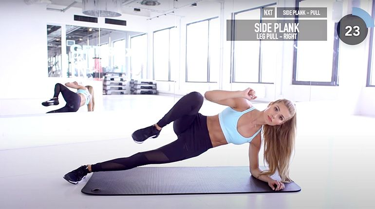 5 Workout Routines to Help You Achieve a Smaller Waist