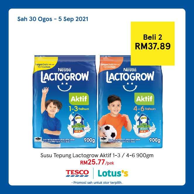 Tesco Catalogue(30 August)